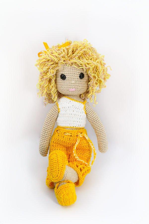 Boneca Amigurumi Mini Princesinha Sofia no Elo7 | Tais Patrocinio ... | 900x600