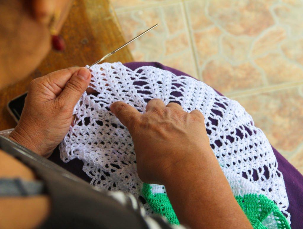 siglas do croche - passo a passo - feito a mão - amigurumi