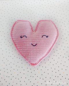 Amigurumi para o Dia dos Namorados